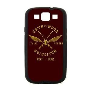 Custom Unique Design Harry Potter Samsung Galaxy S3 Silicone Case