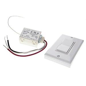 Handy Switch Wireless Light Switch: Basic Wireless Light Switch Kit,Lighting