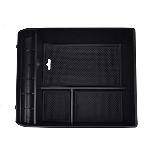 Storage Box Organizer Centre Console for Armrest Land Cruiser Prado 2003-2009 Without Refrigerator Automatic