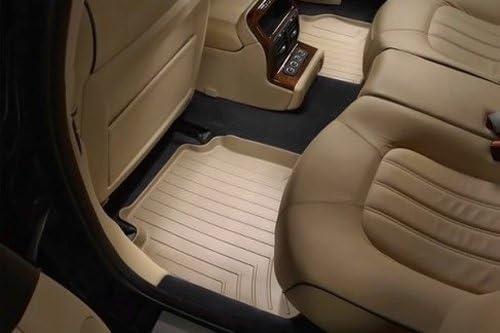 WeatherTech Custom Fit FloorLiner for Nissan Murano Tan 1st /& 2nd Row