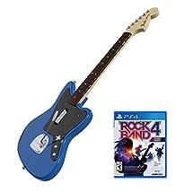 Rock Band Rivals Wireless Fender Jaguar Bundle for PlayStation 4