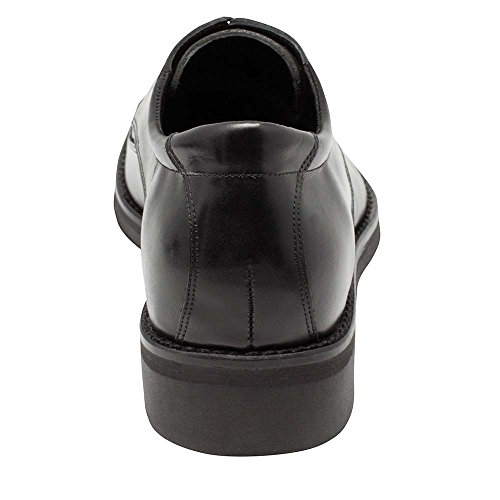 Venta Cómoda Scarpe con Rialzo da Uomo Che Aumentano l'Altezza Fino a 7 cm. Fabbricate in Pelle. Modello Roma Nero Venta Barata Gran Venta Real Ijb7zTh