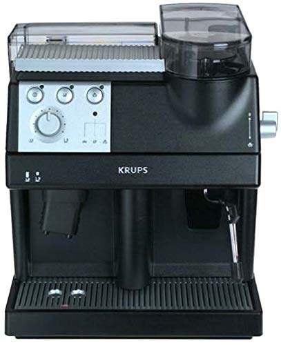 Krups 905-42 Palatino Fully-Automatic Pump Espresso Maker, Black, DISCONTINUED
