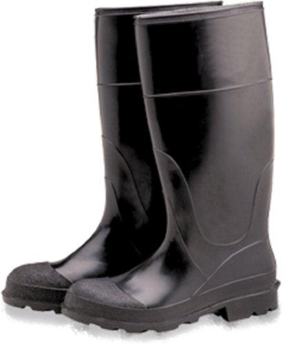 Industrial PVC Rubber Boots, Plain Toe 16