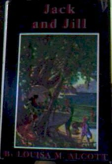 book cover of Jack and Jill