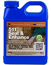 Miracle Sealants SEENQT6 511 Seal & Enhance Color & Gloss Enhancers, Quart