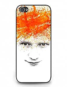 New Style Iphone 5C Case, Perfect Clear Iphone 5C Case, Comic Ed Sheeran Collection Phone Accessories 9953532M695164181