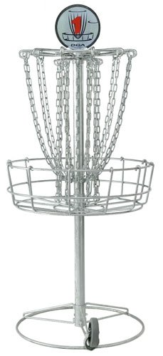 DGA Mach III Portable Disc Golf Basket by DGA