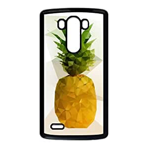 LG G3 Cell Phone Case Black Pineapple GY9156715