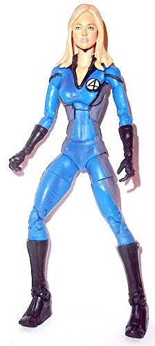 "Toy Biz Fantastic 4 Movie Series II Deluxe 12"" Figure: Invisible Woman"