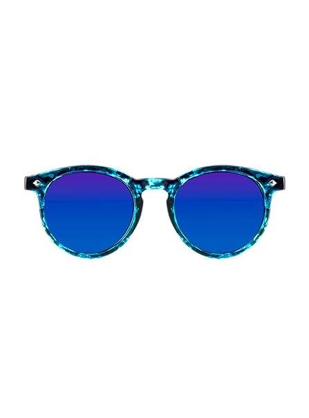 KOALA BAY Gafas Polarizadas Springs Azul Carey Lentes Azul Espejo