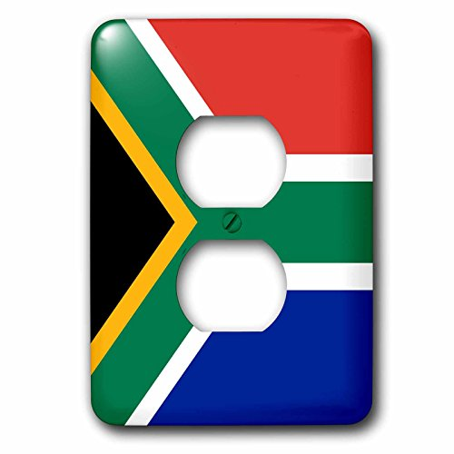 3d Rose 3dRose lsp_158432_6 Flag Of South Africa - Colorf...