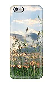 Hot Grass Earth Nature Other First Grade Tpu Phone Case For Iphone 6 Plus Case Cover