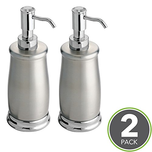 Soap And Hand Lotion Dispensers - 1