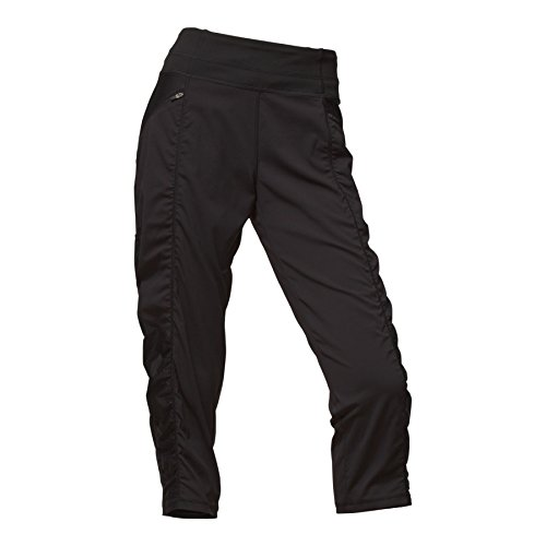 - The North Face Women's On The Go Mid-Rise Crop Pants TNF Black Medium 22.5