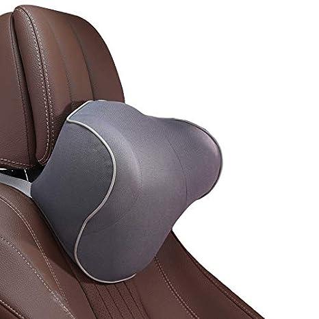 Cool Amazon Com Toyoun Car Headrest Pillow For Neck Pain Memory Customarchery Wood Chair Design Ideas Customarcherynet