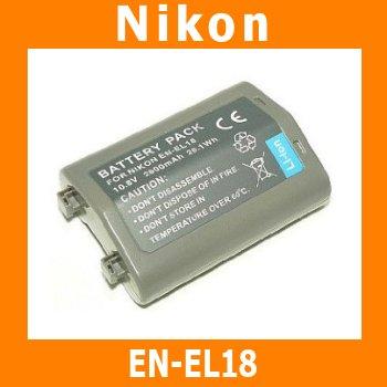 EN-EL18 互換バッテリー(3個セット) B00LZFKH98