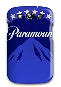 Hot Galaxy High Quality Tpu Case/ Paramount Logo Case Cover For Galaxy S3