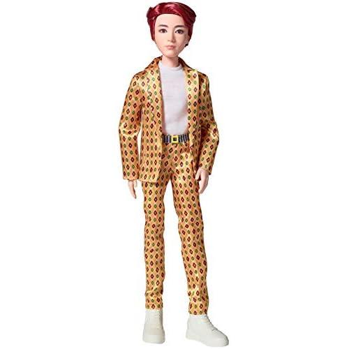 Bangtan Boys BTS Jung Kook Idol Doll