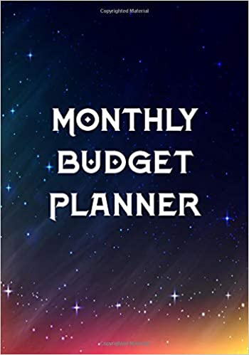 monthly budget planner financial planning journal monthly expense