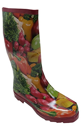 Zoth multicolores pour Blumenwiese femmes chaussures multicolores rTO1ar