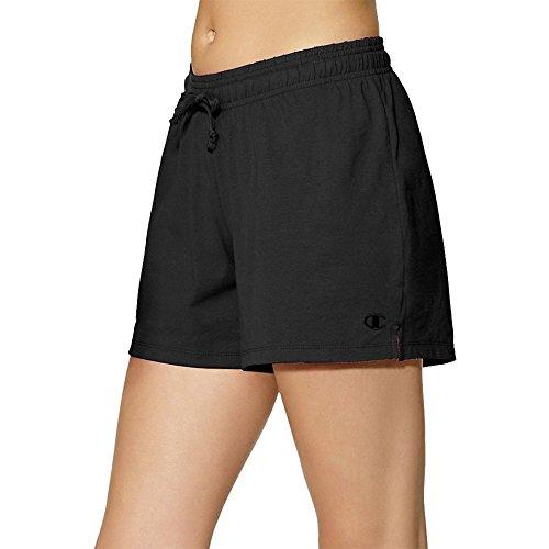 カプラー国旗増強する(チャンピオン) Champion レディース ボトムス ショートパンツ Champion Jersey Shorts 並行輸入品
