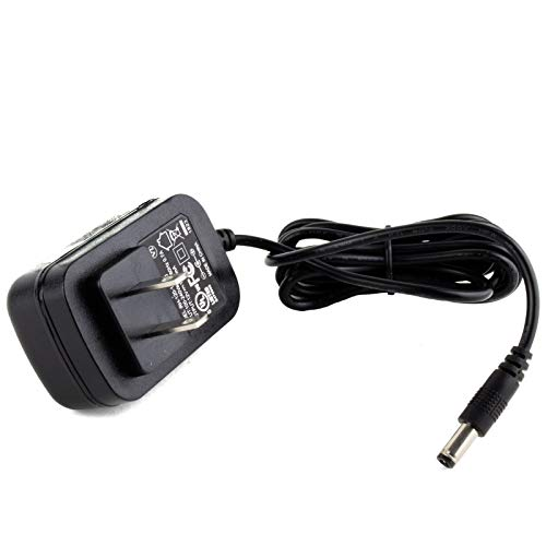 MyVolts 9V power supply adaptor compatible with Morley Optical Volume Effects pedal - US plug (Pedal Optical Volume)