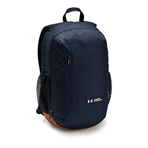Under Armour Roland Backpack, Academy//White, One Size Fits All