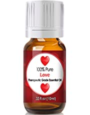 Love Blend Essential Oil for Diffuser & Reed Diffusers (100% Pure Essential Oil) 10ml