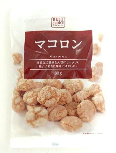 shimura-kasei-dou best choice macaroon 80gX5 bags