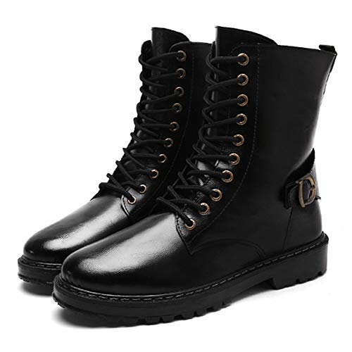 Shoes Shoes Shoes Brown Rise Black Boots Tattico Camping Esercito Black Sport Sport Sport Sport Militare Grey Leather Uomini High Boots Desert Up Lace Combattimento Escursionismo Outdoor Lavoro Hxqnt4wCa