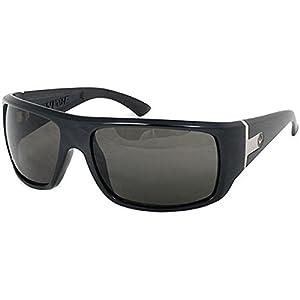 Dragon Alliance Vantage Mens Medium Fit Lifestyle Sunglasses - Jet/Grey/One Size