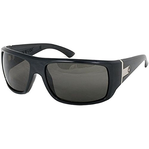 Dragon Alliance Vantage Mens Medium Fit Lifestyle Sunglasses - Jet/Grey/One Size by Dragon Alliance