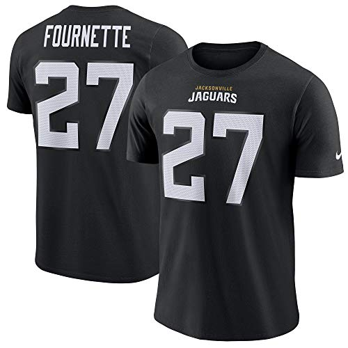 NIKE Leonard Fournette Jacksonville Jaguars Youth Boys Name & Number Player T-Shirt Youth Medium (10-12)