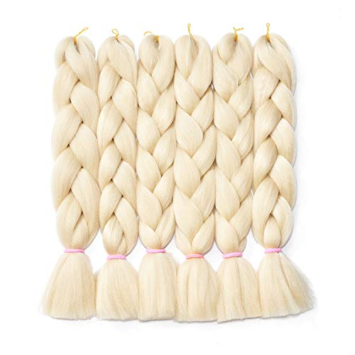 Crochet Braiding Extensions Temperature Synthetic product image