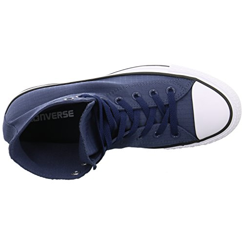 Converse Mens Chuck Taylor Oxford Cotton Trainers negro