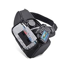 Case Logic CPL-107 DSLR Camera Sling (Gray)