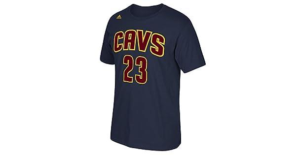 Cleveland Cavaliers Lebron James Adidas marina de guerra alternativo T- camisa  Amazon.com.mx  Deportes y Aire Libre a4f74c84d6d04