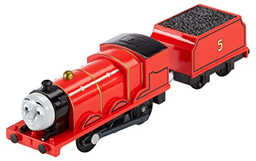 Fisher-Price Thomas & Friends TrackMaster, Motorized James Engine ()