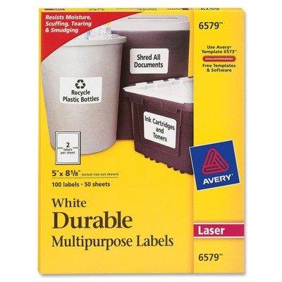 anent Durable I.D. Label ()