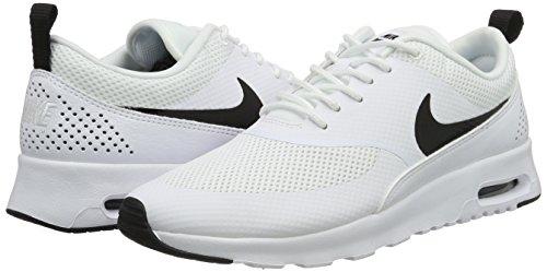 Air Zapatillas Para Mujer Blanco Thea white Max Black Nike Zdw4WS6qZ