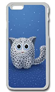 Baby Jaguar Personalized Custom iPhone 6 Case Cover - PC Transparent hjbrhga1544