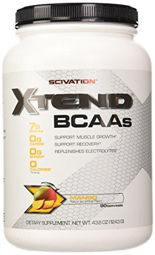 Perte de poids Xtend Scivation, Nectar de mangue, 1243 gramme