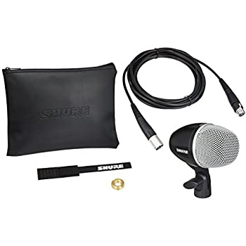 shure pg52 xlr instrument dynamic microphone cardioid musical instruments. Black Bedroom Furniture Sets. Home Design Ideas