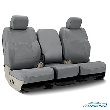Enjoyable Amazon Com Coverking Csc1E4Gm9609 Custom Seat Cover 1 Row Caraccident5 Cool Chair Designs And Ideas Caraccident5Info