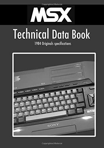 MSX Technical Data Book