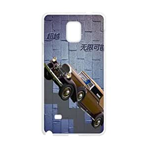 Classic Volkswagen VW Case Cover for SamSung Galaxy Note4 Retro vans surpass