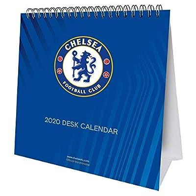 Chelsea FC 2020 Desktop Calendar