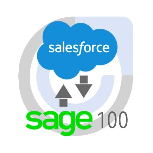 Commercient SYNC for Sage 100 and Salesforce (5 users)