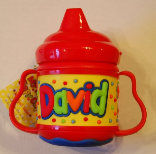Venta barata My Name Personalized My Name Justin Sippy Cup Cup Cup  muy popular